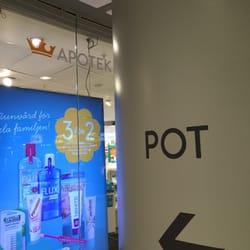 apoteket kronan liljeholmen öppettider