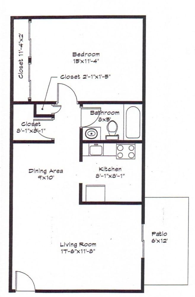 Topton Garden Apartments: 125-135 W Palm Dr, Topton, PA