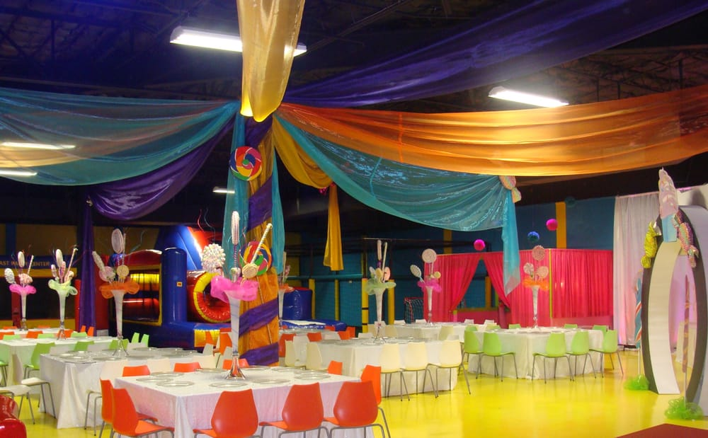 big blast party center   11 photos   party supplies   2200