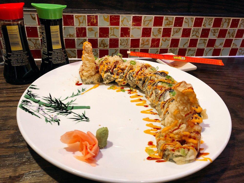 Yamato Sushi Steakhouse: 172 University Plaza Dr, Martin, TN
