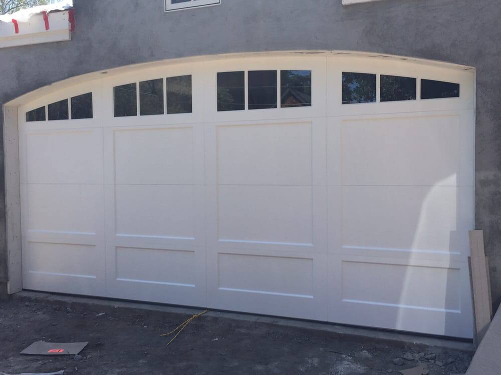 Photo of Five Star Garage Door Service - San Jose CA United States. & Northwest door therma elite with modified arch - Yelp pezcame.com