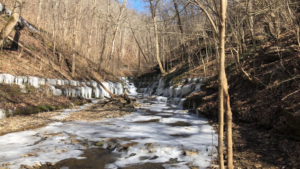 Lower Howard's Creek Nature Preserve: 1945 Athens-Boonesboro Rd, Winchester, KY
