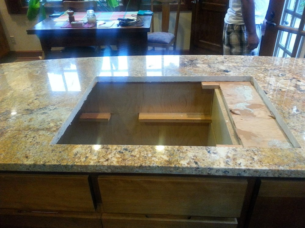 Granite Countertops Installers Near Me : Plamar USA Kitchen Countertops - Contractors - North San Jose - San ...