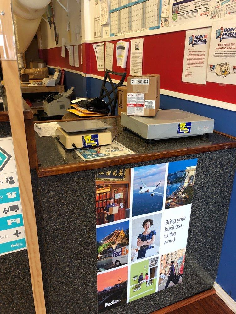 Goin' Postal: 2201 Barataria Blvd, Marrero, LA