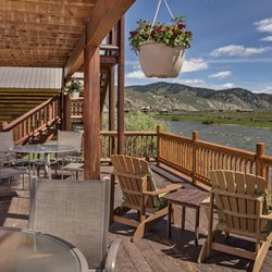 Photo Of Redfish Riverside Inn Stanley Id United States The Magical Lower
