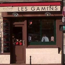 Les gamins geschlossen brasserie 177 quai de valmy 10 me paris frankreich beitr ge zu - Restaurant quai de valmy ...