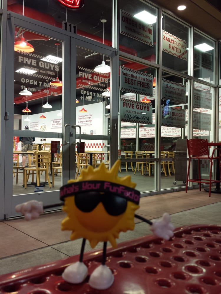 Fast Food Restaurants Near Me Phoenix Az