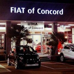 Lithia fiat of concord 39 recensioni concessionari for Elite motors concord ca