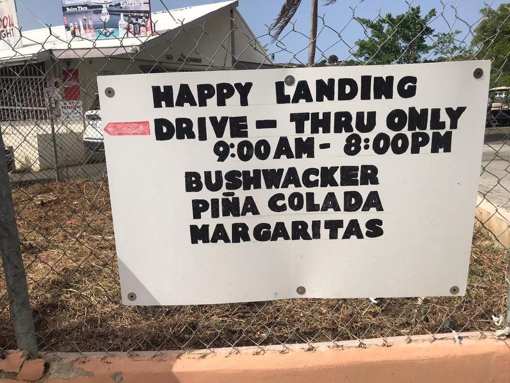 Happy Landing: Carretera PR-250 S/N, Culebra, PR
