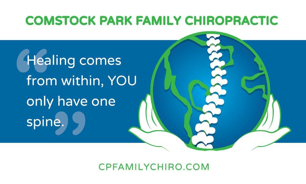 Comstock Park Family Chiropractic: 4582 W River Dr, Comstock Park, MI