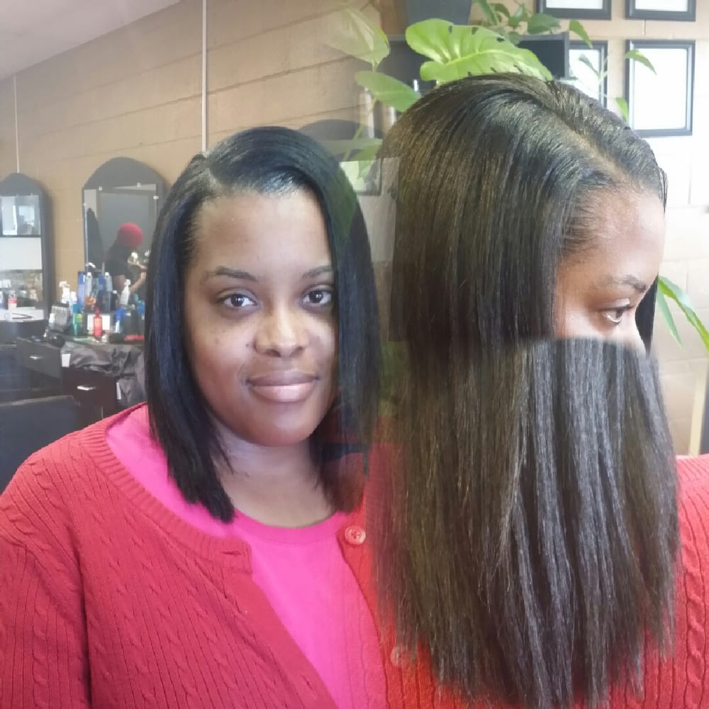 Natural Hair Blowout Styles Natural Hair Blowout  Yelp