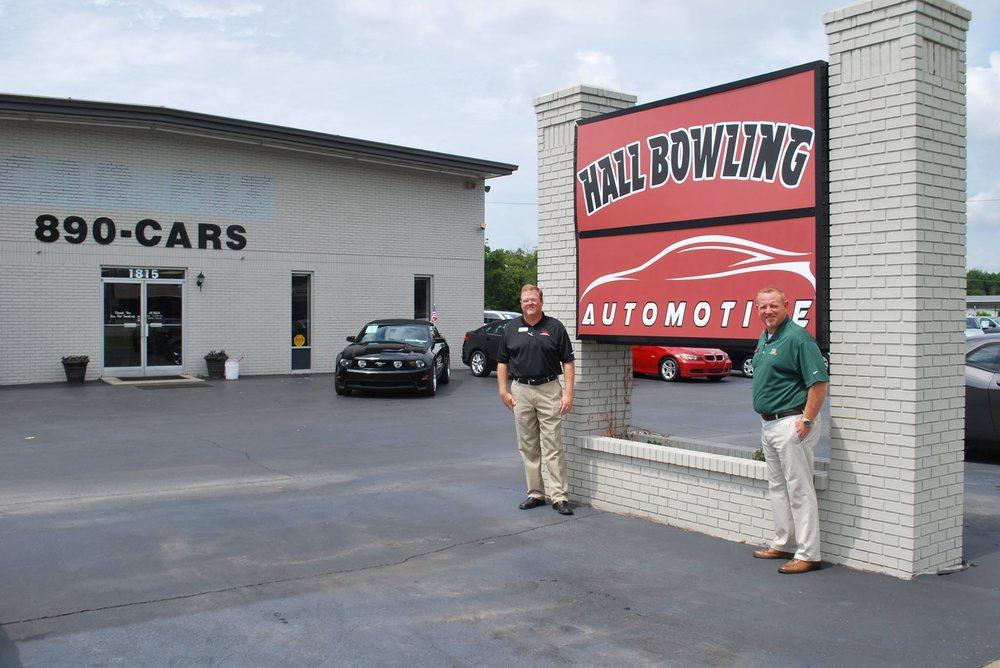 Hall Bowling Automotive: 1815 NW Broad St, Murfreesboro, TN
