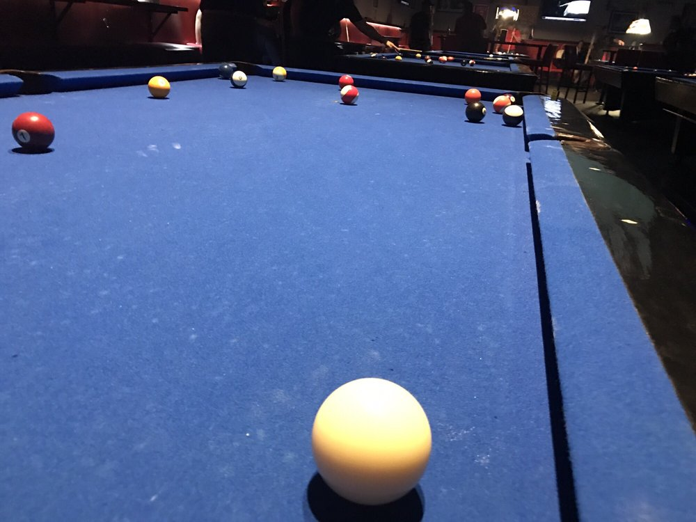 Easy Eight's Billiards and Sports Bar: 4901 W Expy 83, McAllen, TX
