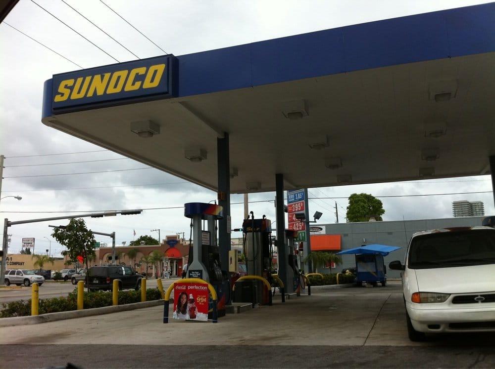 Sunoco Service Station: 200 NW 36th St, Miami, FL