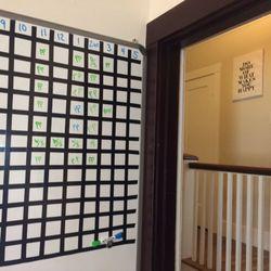 preschool bathroom door. Photo Of A Step Ahead Preschool For 2-5 Year Olds - Oakland, Bathroom Door