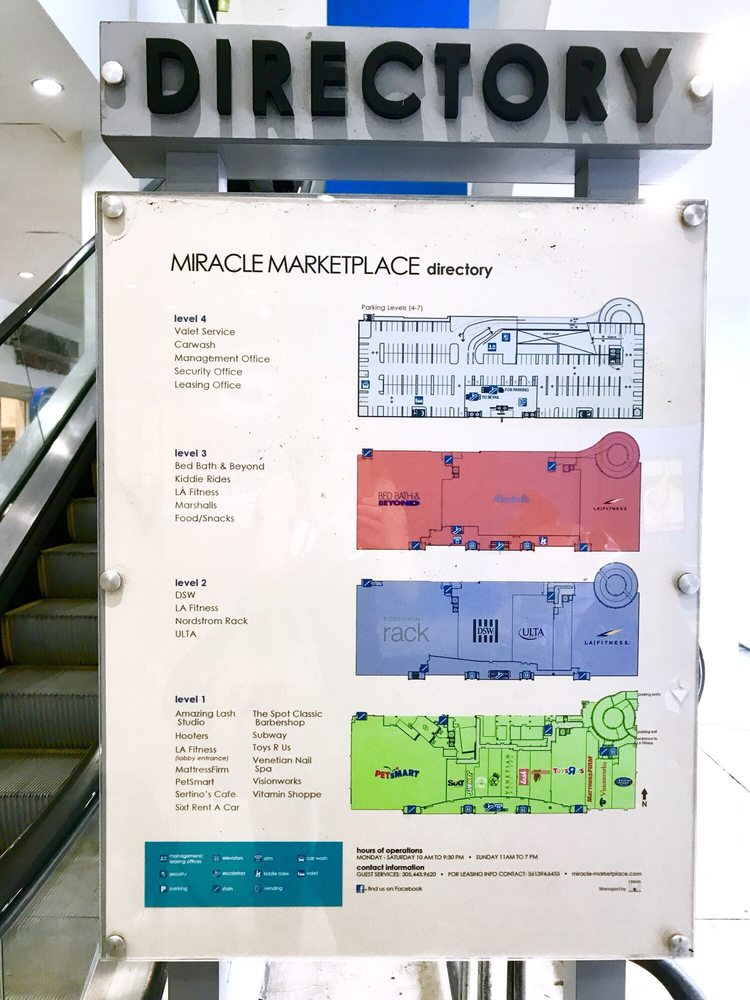50c7604759 Miracle Marketplace - 13 Photos   32 Reviews - Shopping Centers ...