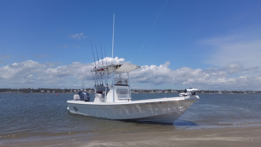 Fin-S charters: Morehead City, NC