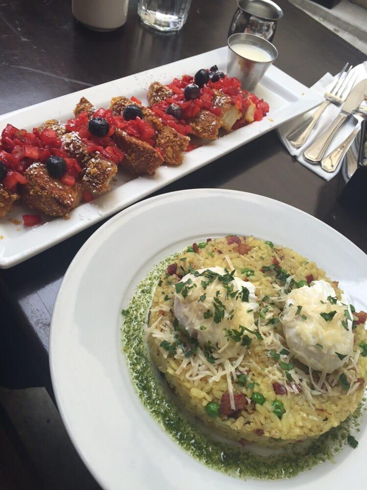 Blu Jam Cafe Sherman Oaks Ca