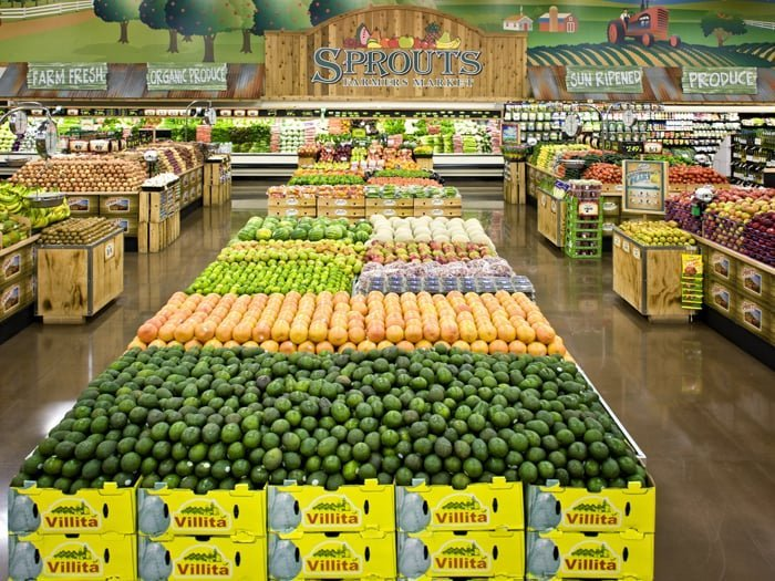 Sprouts Farmers Market: 494 Elden St, Herndon, VA