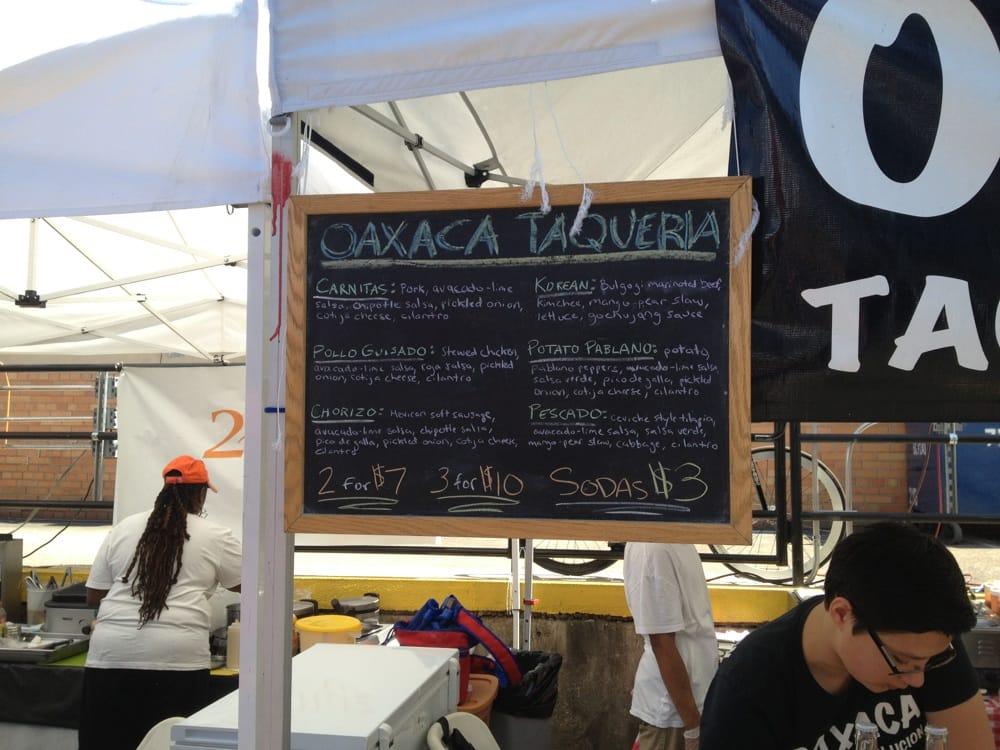 Oaxaca Taco De Revolucion: 5-29 46th Ave, Long Island City, NY
