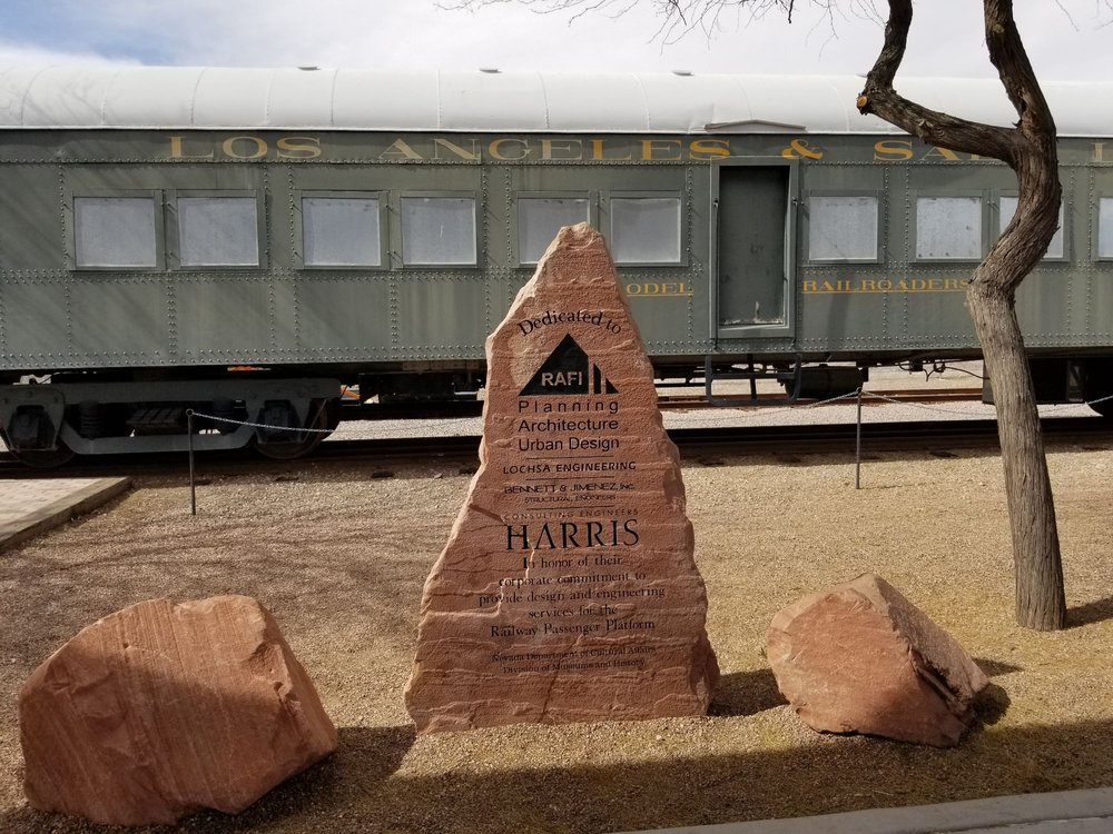 Nevada Southern Railway