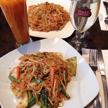 Pad Thai Restaurant Chelsea Nyc