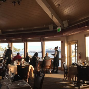Photo Of Queensview Steakhouse Long Beach Ca United States View