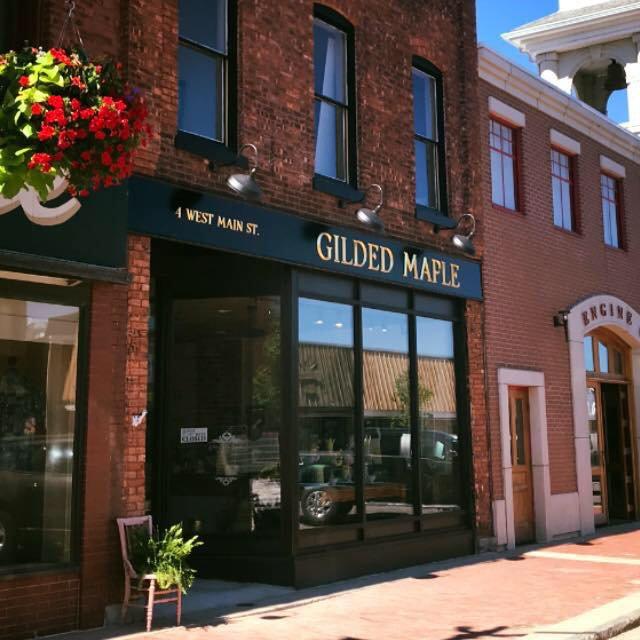 Gilded Maple: 4 W Main St, Lancaster, NY