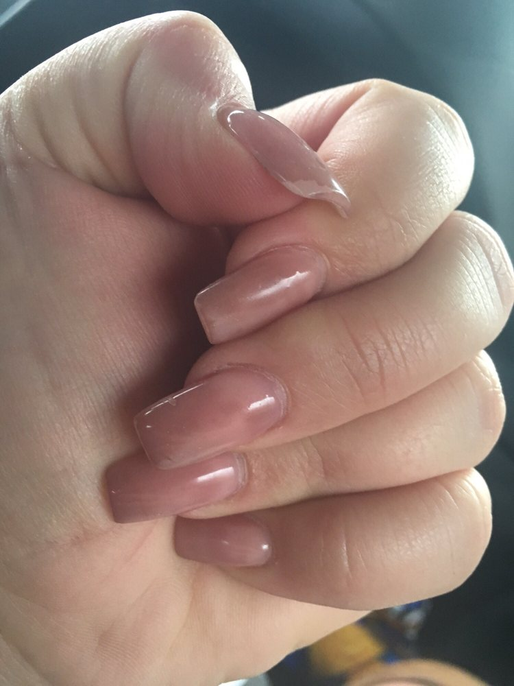 Gel Top Coat Started Chipping And Turning Brown The Day After My