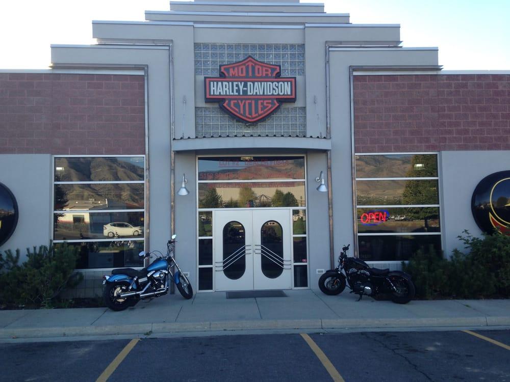 Saddleback Harley-Davidson Shop: 2359 N Main St, Logan, UT