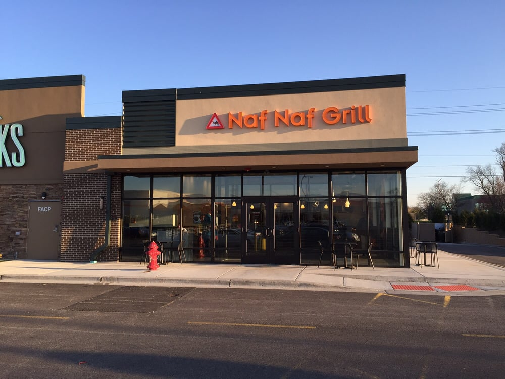 Naf Naf Grill 32 Photos 42 Reviews Middle Eastern 17W746 22nd St