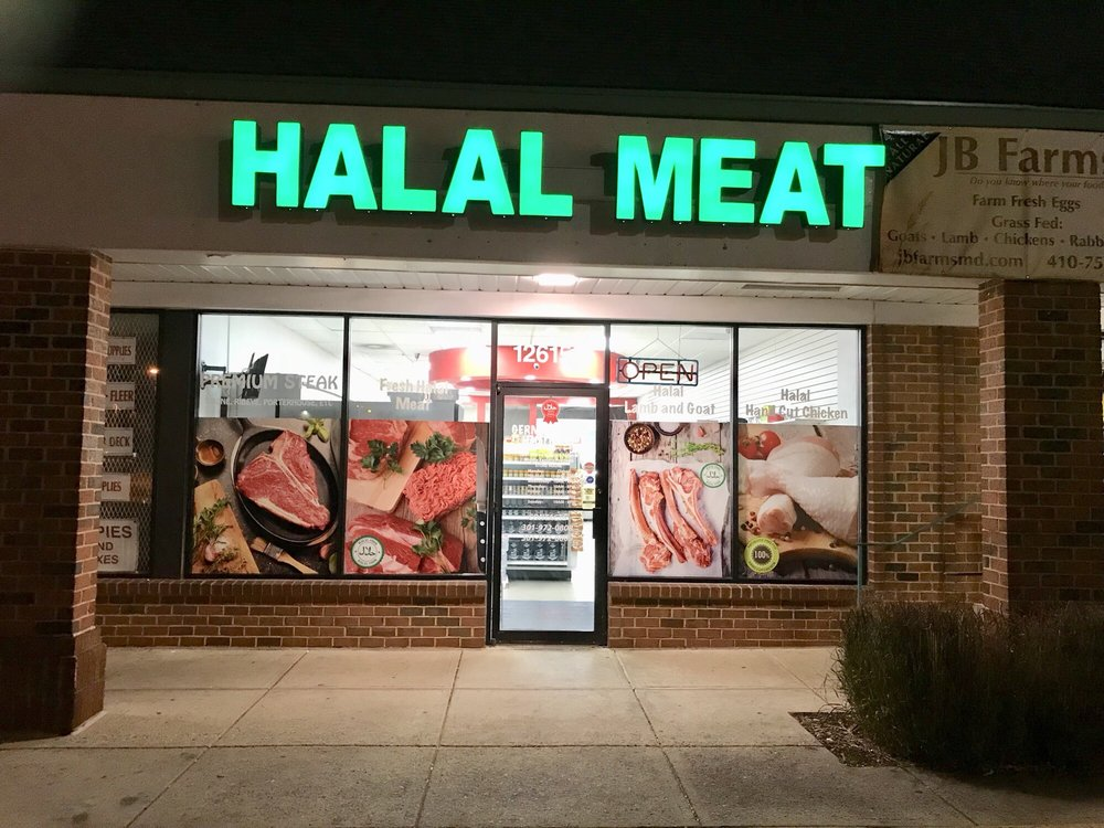 Germantown Halal Meat & Grocery - 10 Photos - Meat Shops
