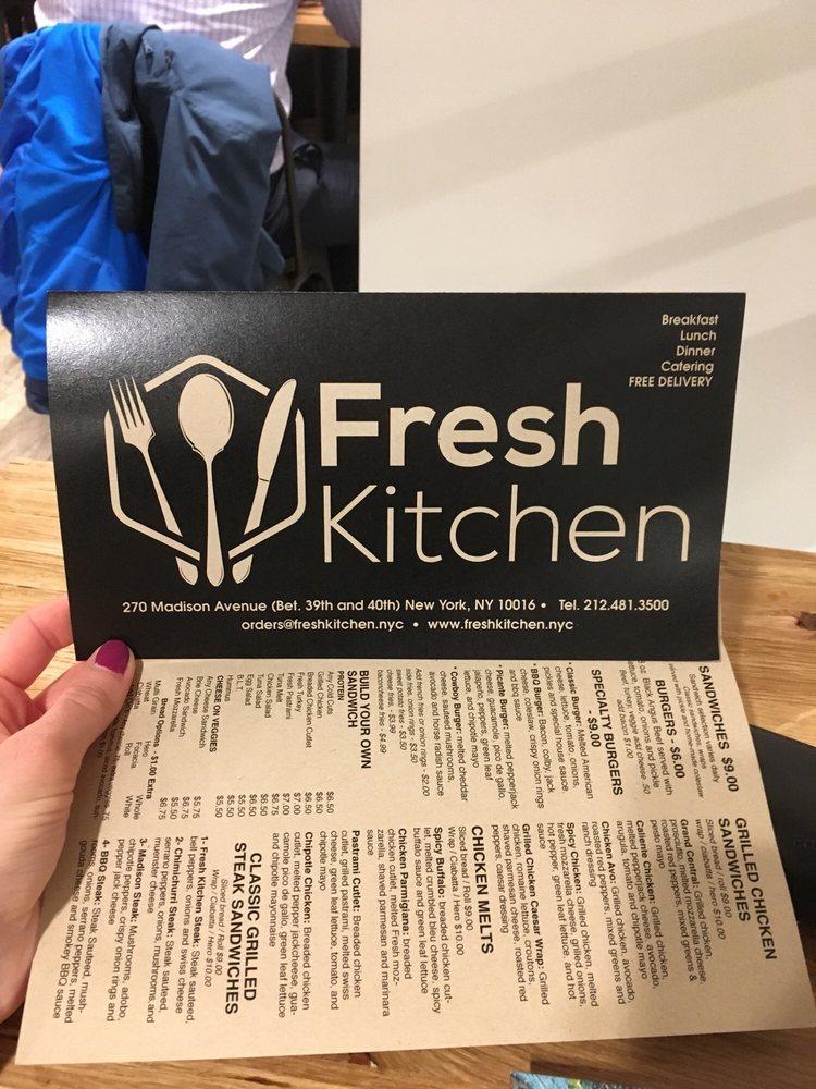 32 Photos For Fresh Kitchen