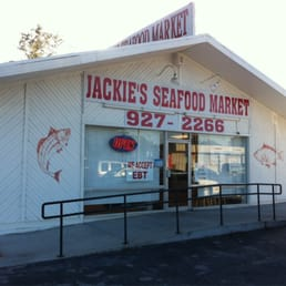 Photos for jackie 39 s seafood market yelp for Fish market savannah ga