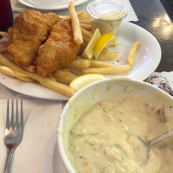 Photo Of Pismo Fish Chips Seafood Restaurant Beach Ca United