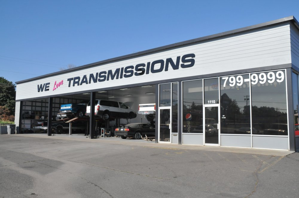 We Love Transmissions: 1110 21st St, Lewiston, ID