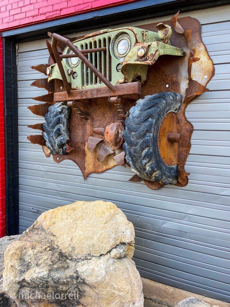 Rock City Burger: 1403 Chico Hwy, Bridgeport, TX