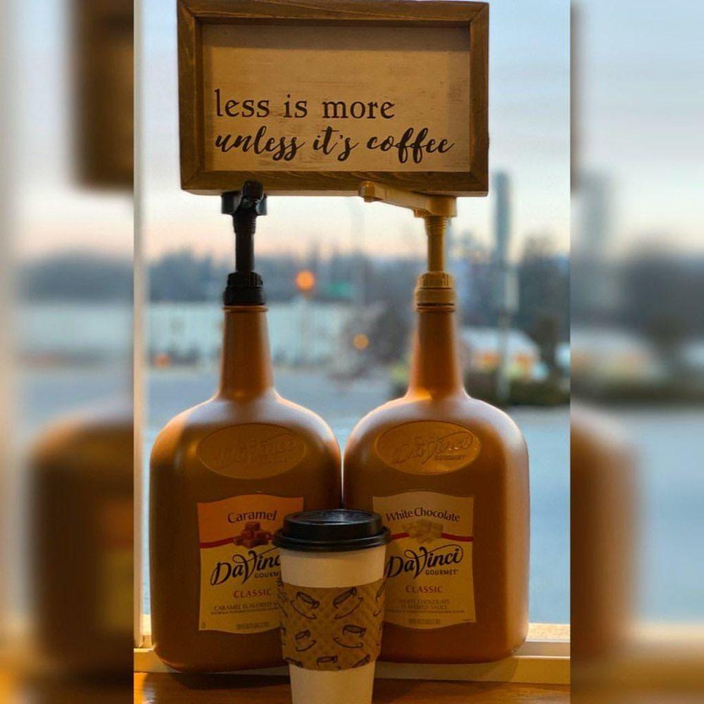 EPIC Coffee: 313 N State Str, Oldtown, ID