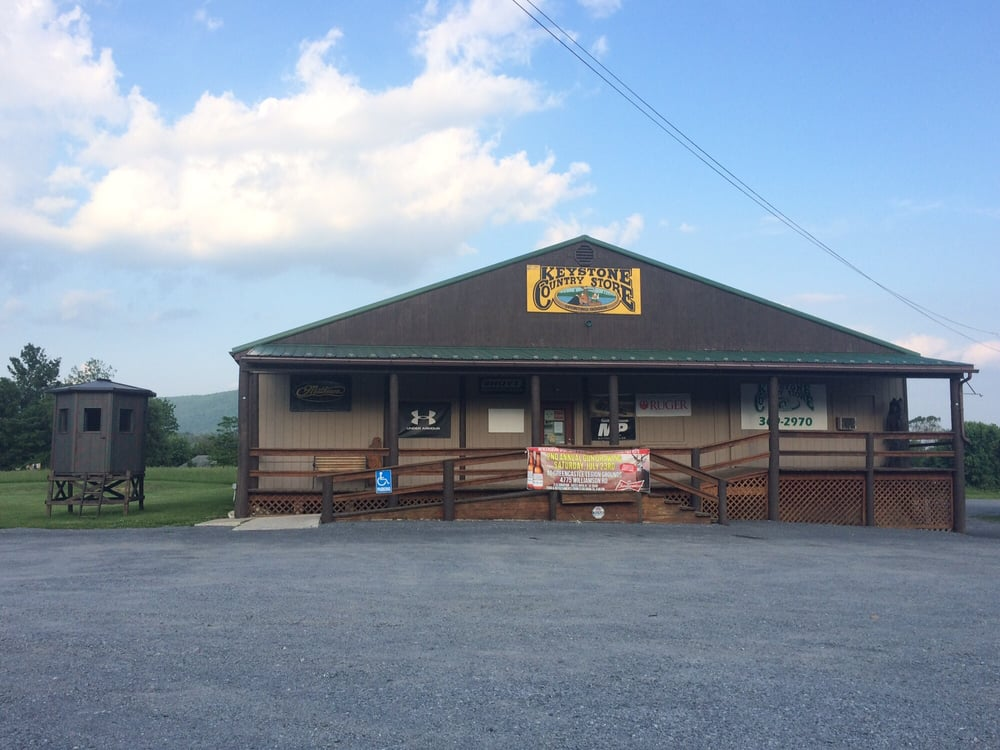 Keystone Outdoors: 186 Path Valley Rd, Fort Loudon, PA