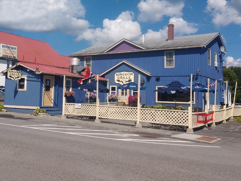 Kingdom Grille: 69 Cross St, Island Pond, VT