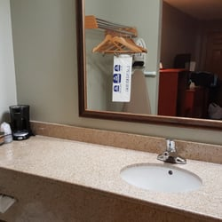 Photo Of Best Western Inn Winchester Tn United States Separate Sink Area