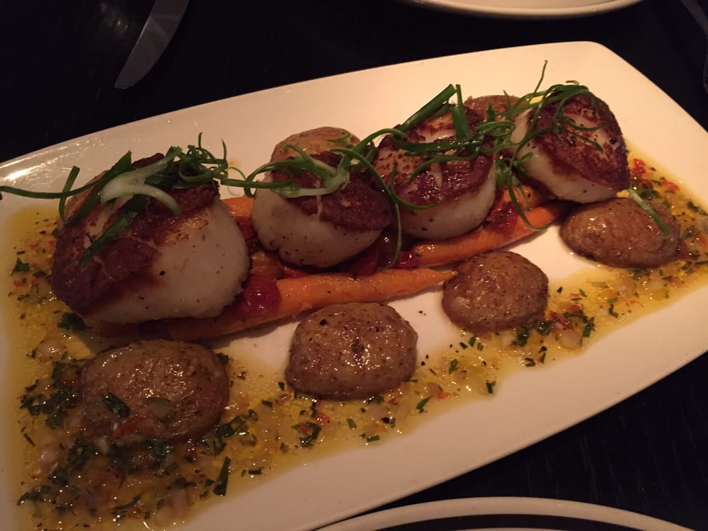 U5 scallops very tasty and fresh yelp for Prime fish miami