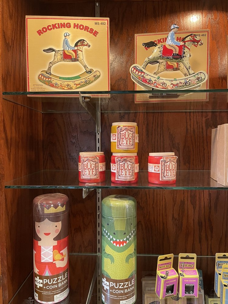 The Toymaker's Shop: 1 Approach Rd, Asheville, NC