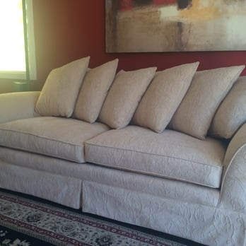 Photo Of Arnoldu0027s Upholstery   Salinas, CA, United States. 17 Year Old Sofa