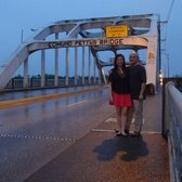 Photo of Edmund Pettus Bridge - Selma, AL, United States. Edmund Pettus Bridge from the Movie Selma