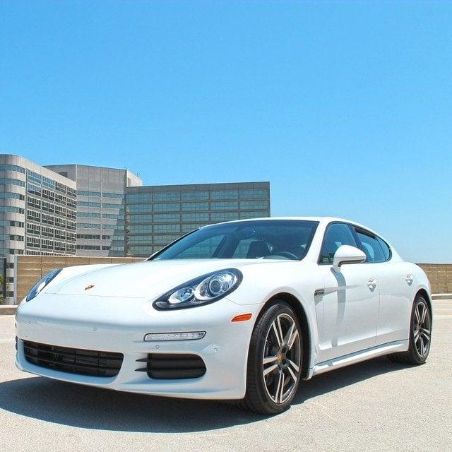 The Porsche Panamera Is A Fan Favorite...