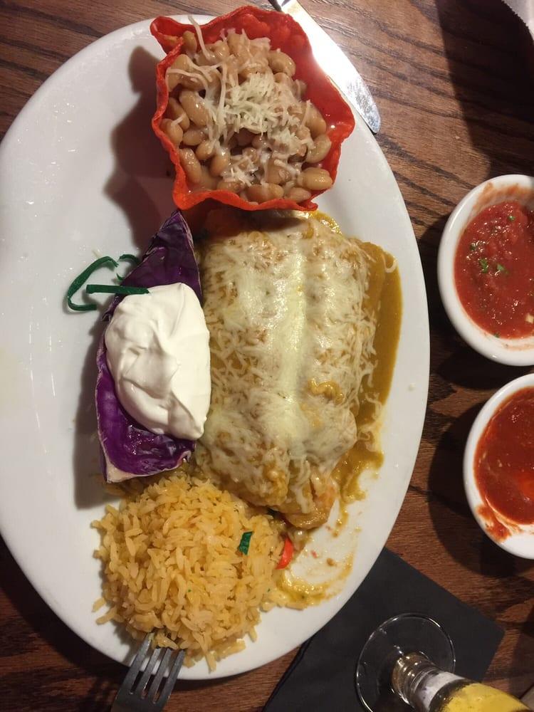 Enchiladas suiza yelp for Afghan cuisine sugar land menu