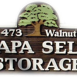 Photo Of Napa Self Storage   Napa, CA, United States