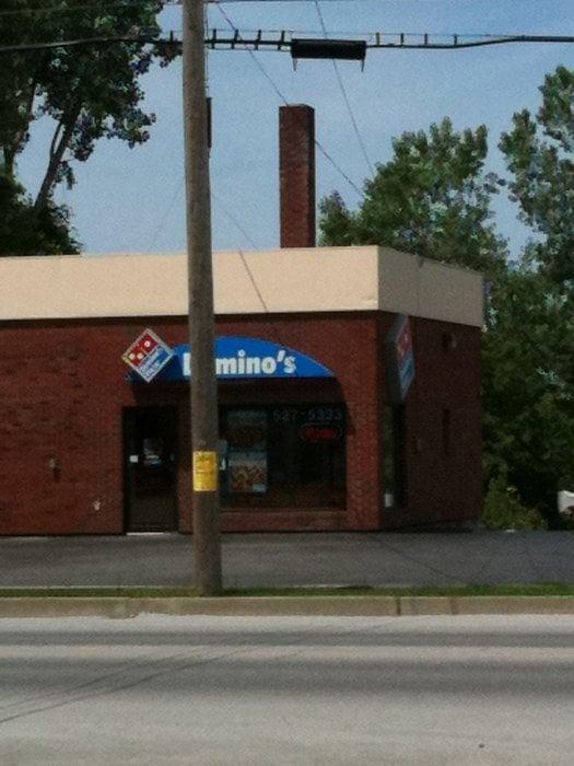 Domino's Pizza: 266 N Main St, Saint Albans, VT