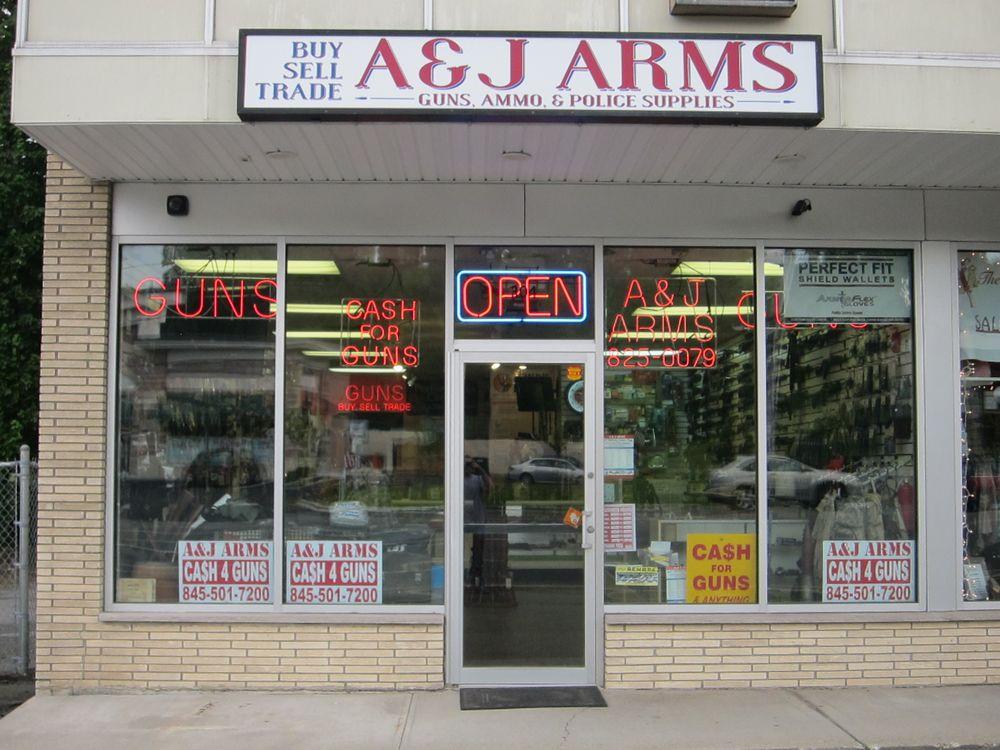 A & J Arms: 304 Route 304, Bardonia, NY